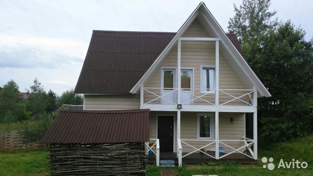 Дом 150 м² на участке 9 сот