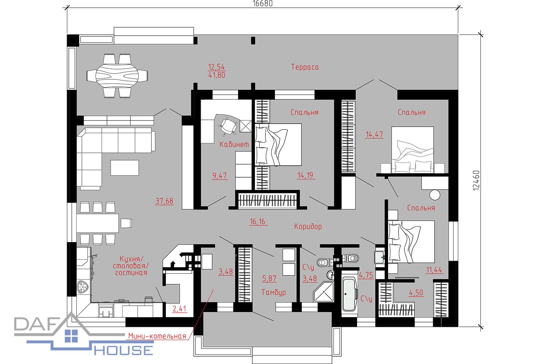 Проект А5543 план
