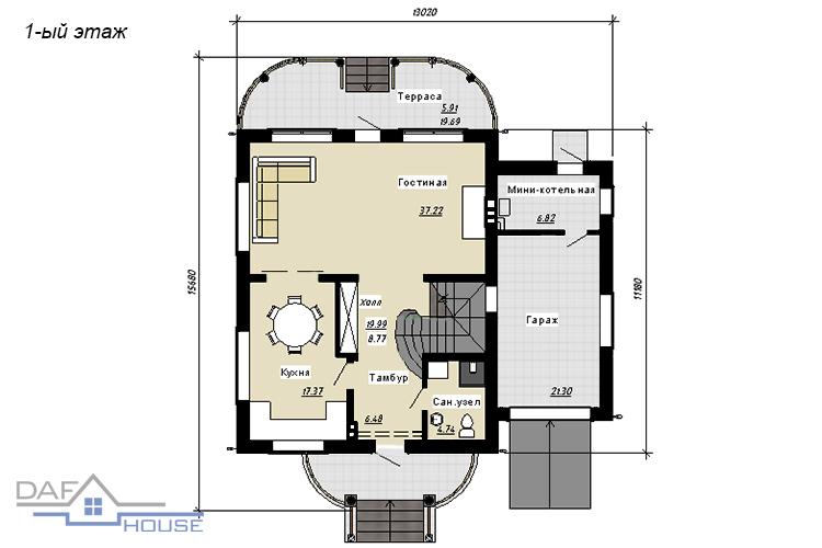 Проект С1484 план