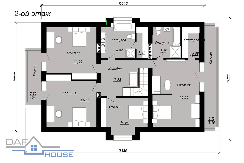 Проект В5416 план