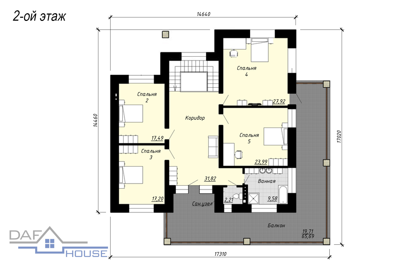 Проект С2737 план