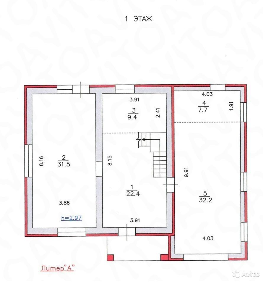 """Проект дома """"Самый популярный"""" план"""