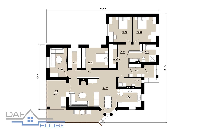 Проект А5454 план