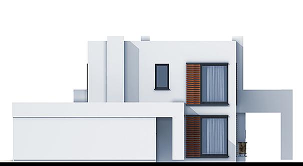 Проект дома 4m738 фасад