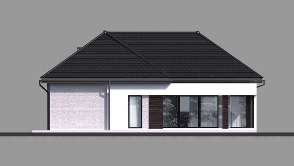 Проект дома 4m723 фасад
