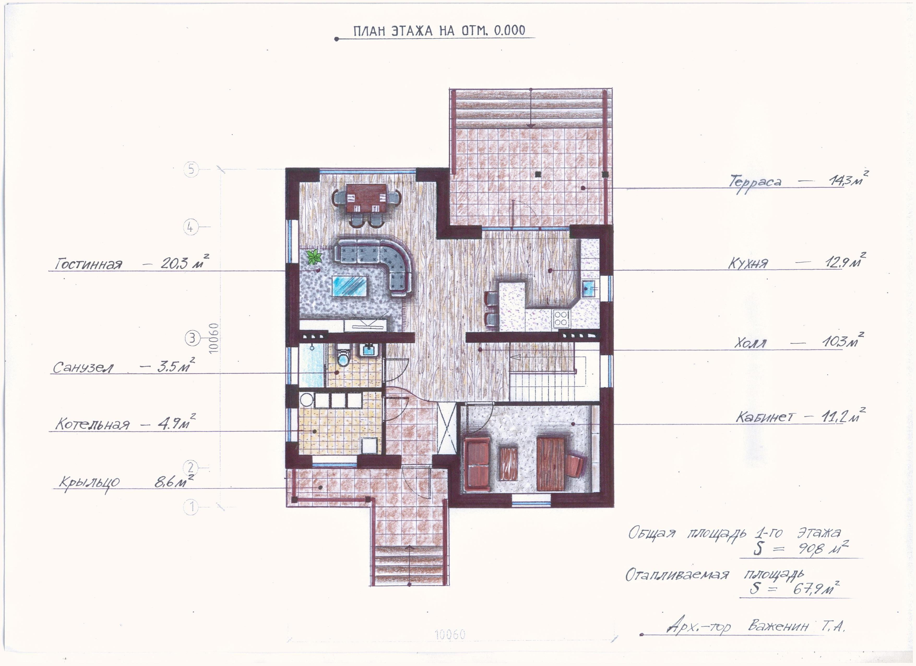 "Проект ""Иж-340"" план"