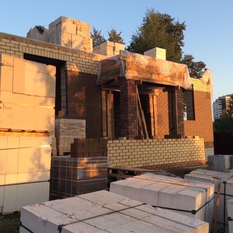 Готовый проект коттеджа 144 кв. м / Артикул М-31 фасад
