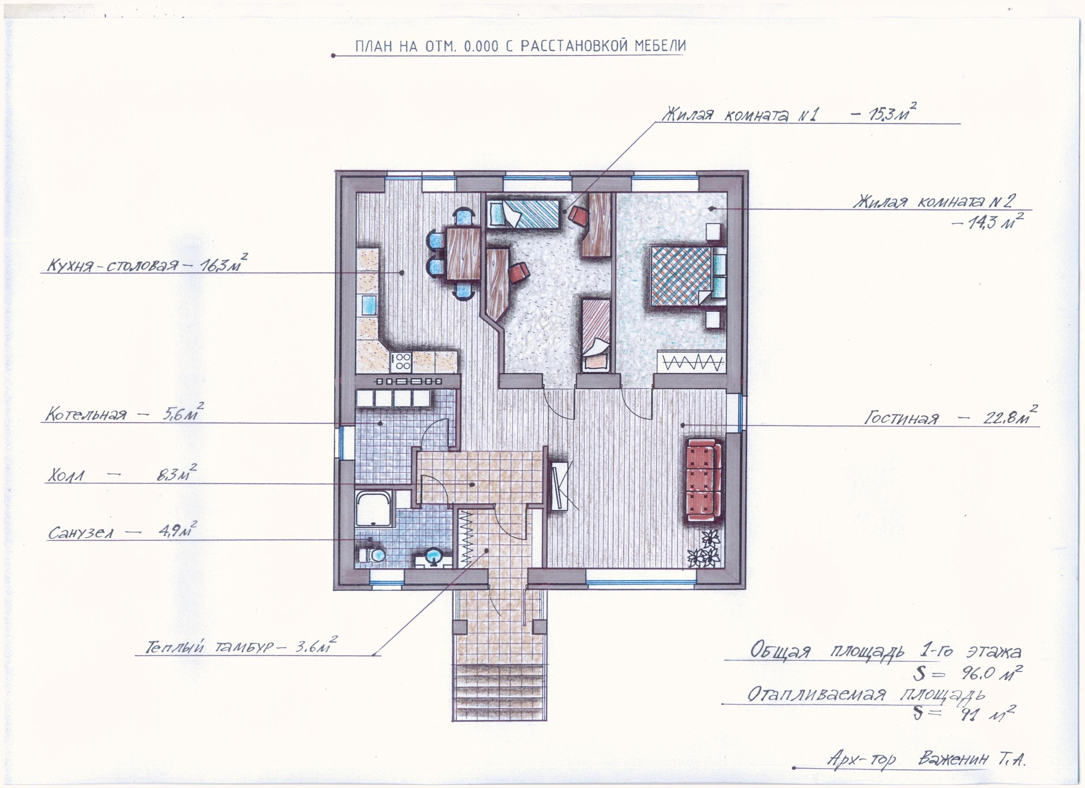 "Проект ""Иж-351"" план"