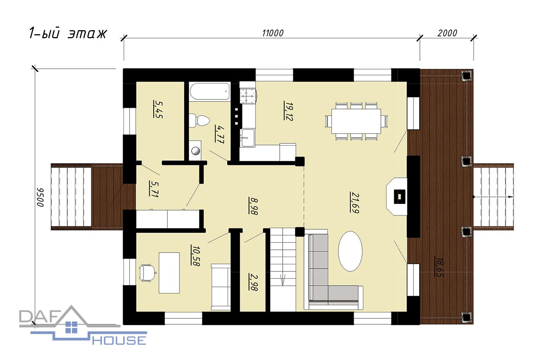 Проект В5624 план