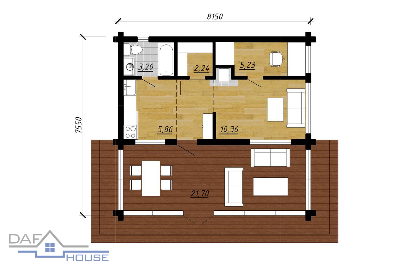 Проект А5082а план