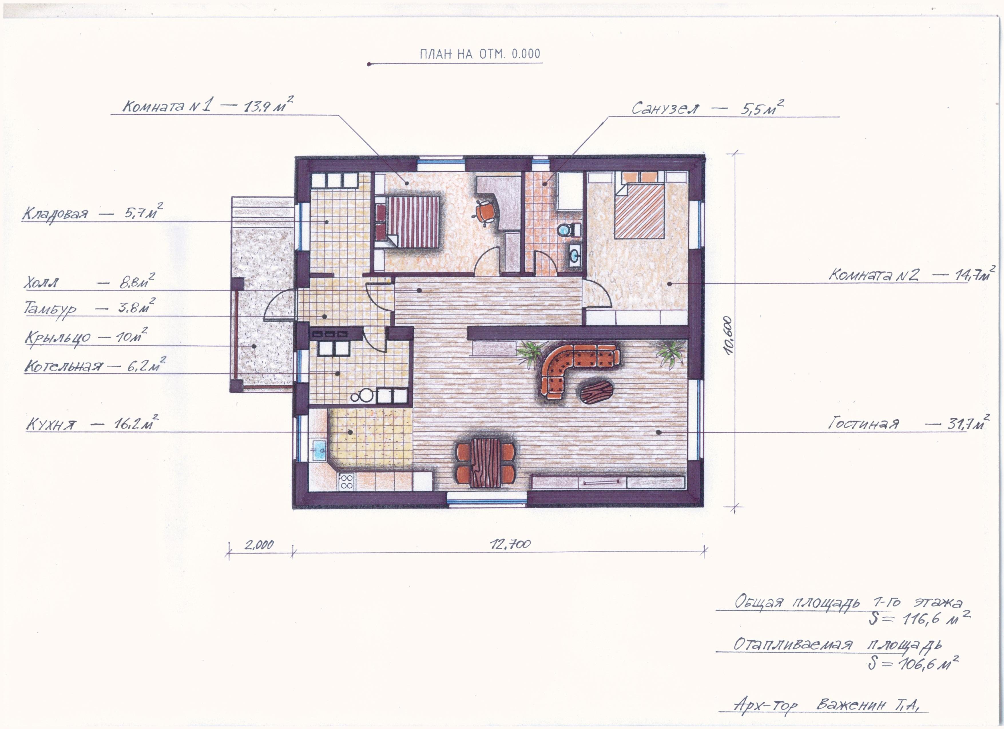 "Проект ""Иж-364"" план"