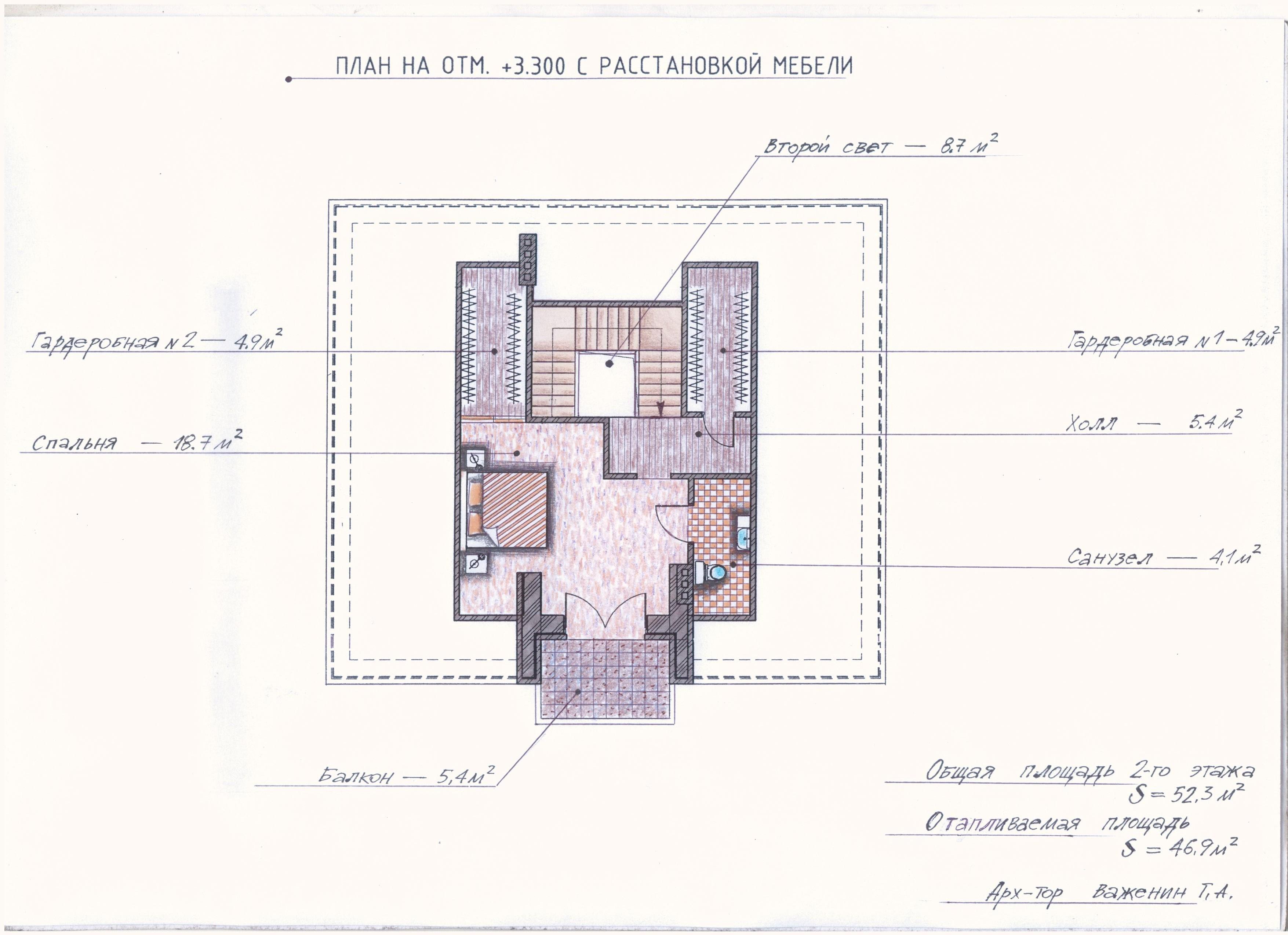 Иж-365 план