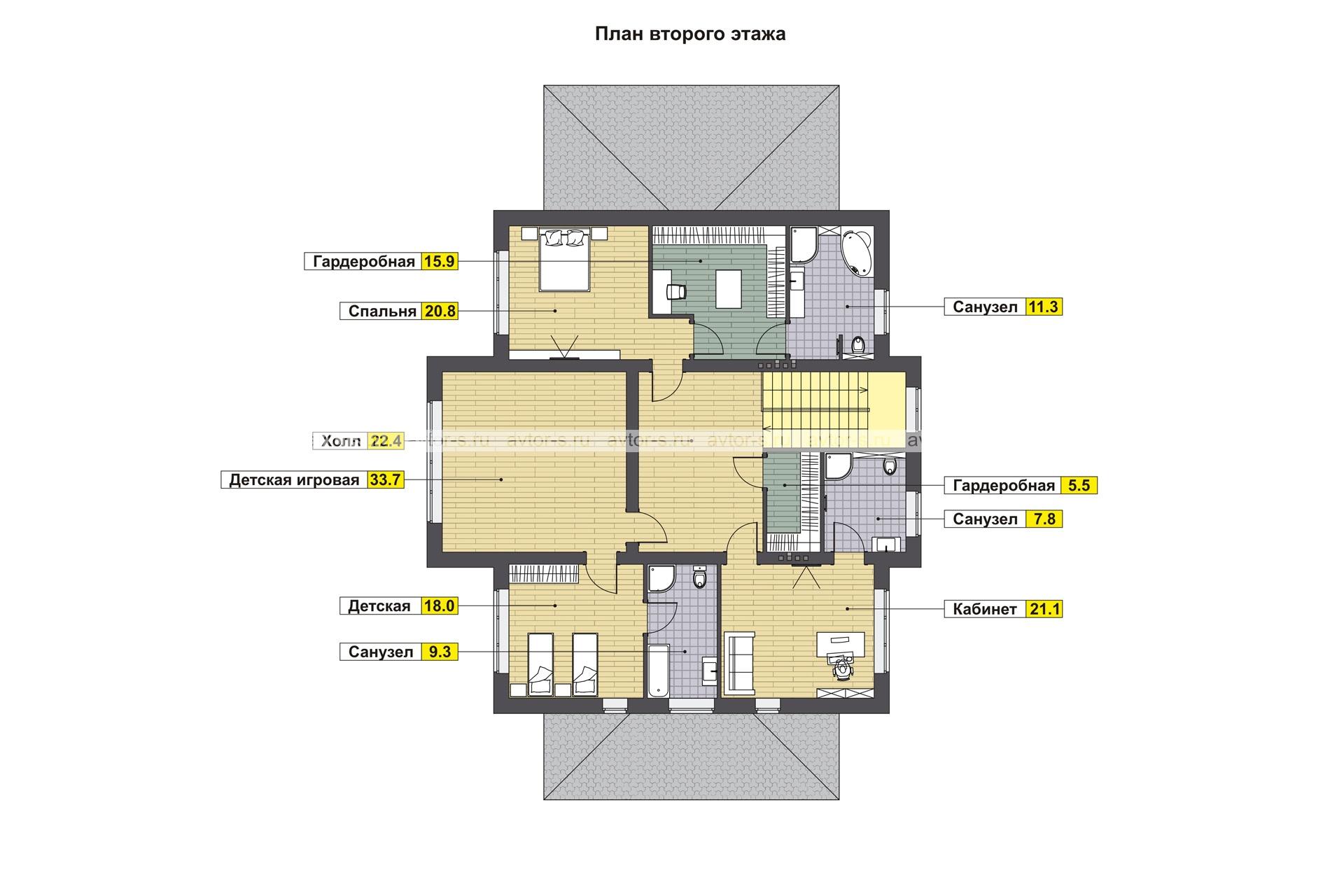 AV 325 план