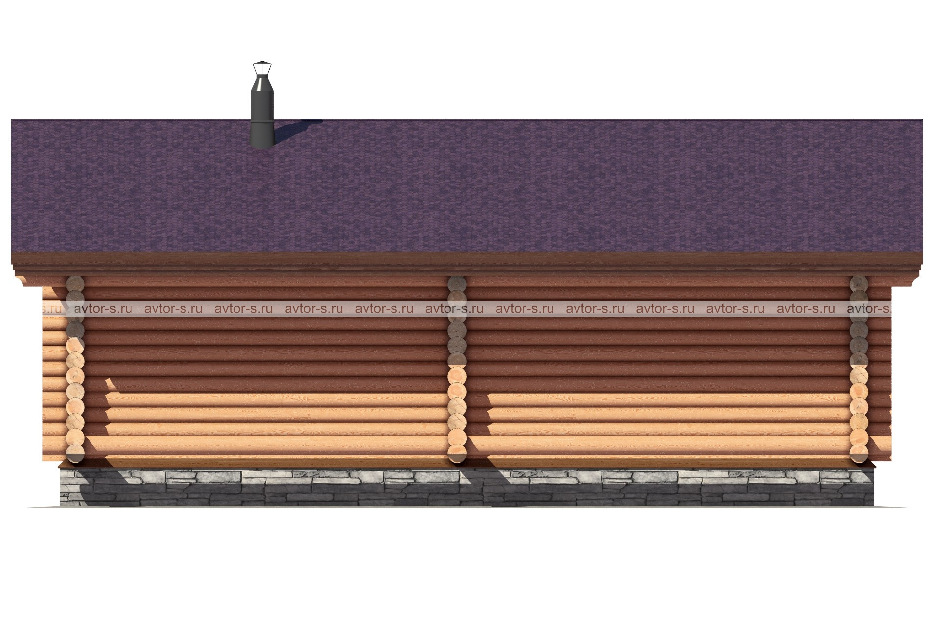 AV 100 фасад