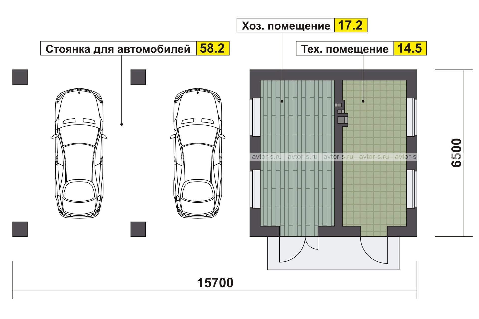 Проект AV104 план