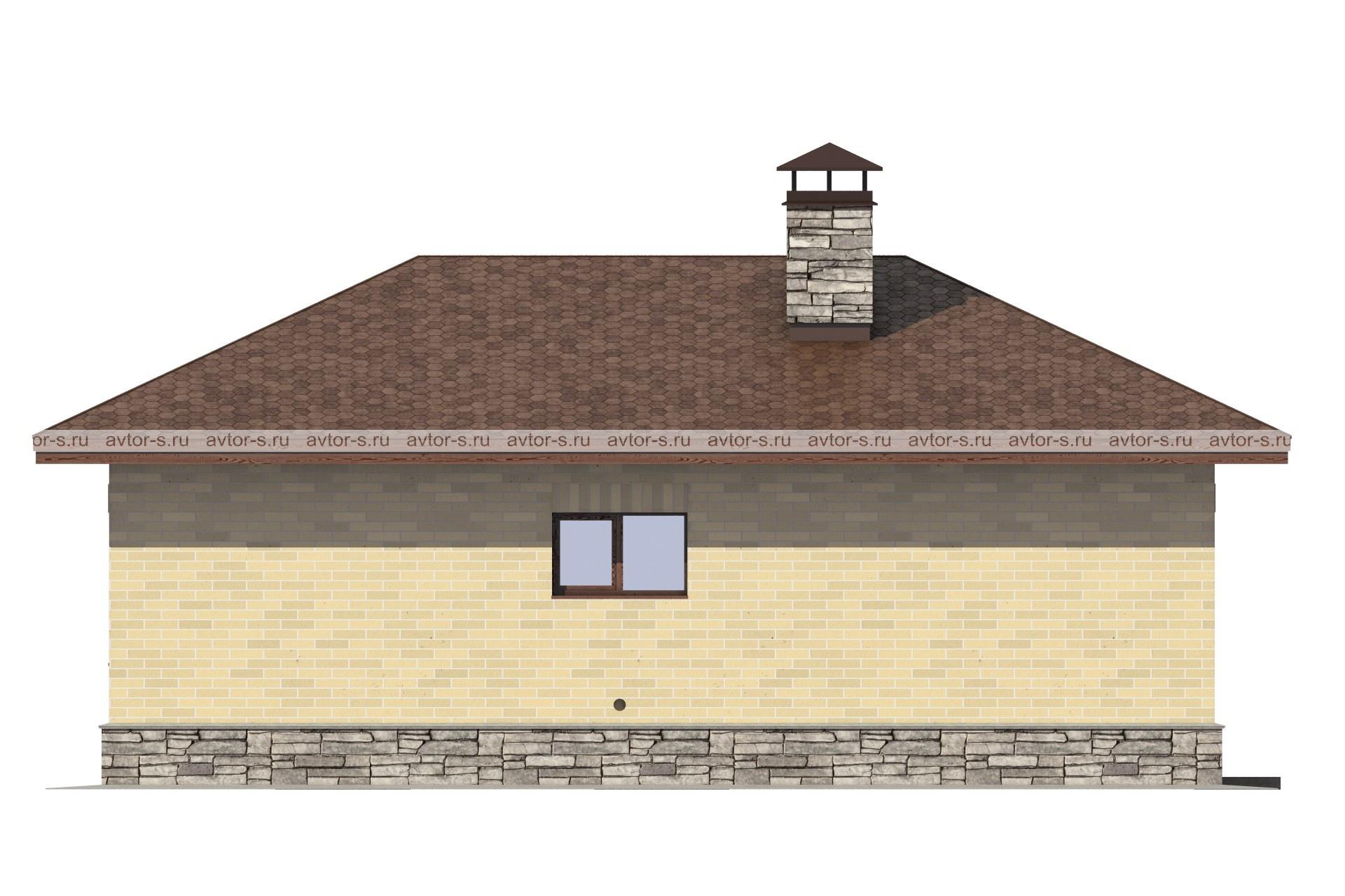 Проект AV101 фасад