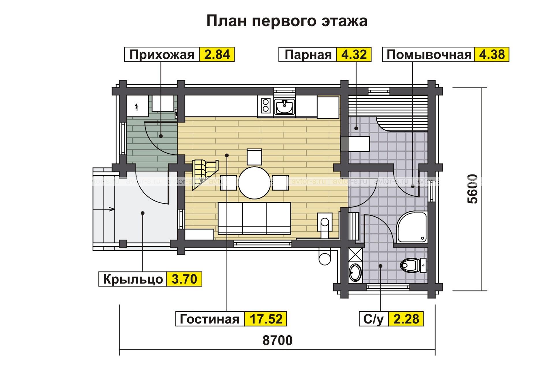 AV 202 план