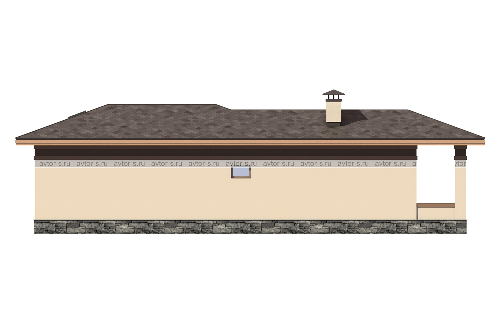 AV320 фасад