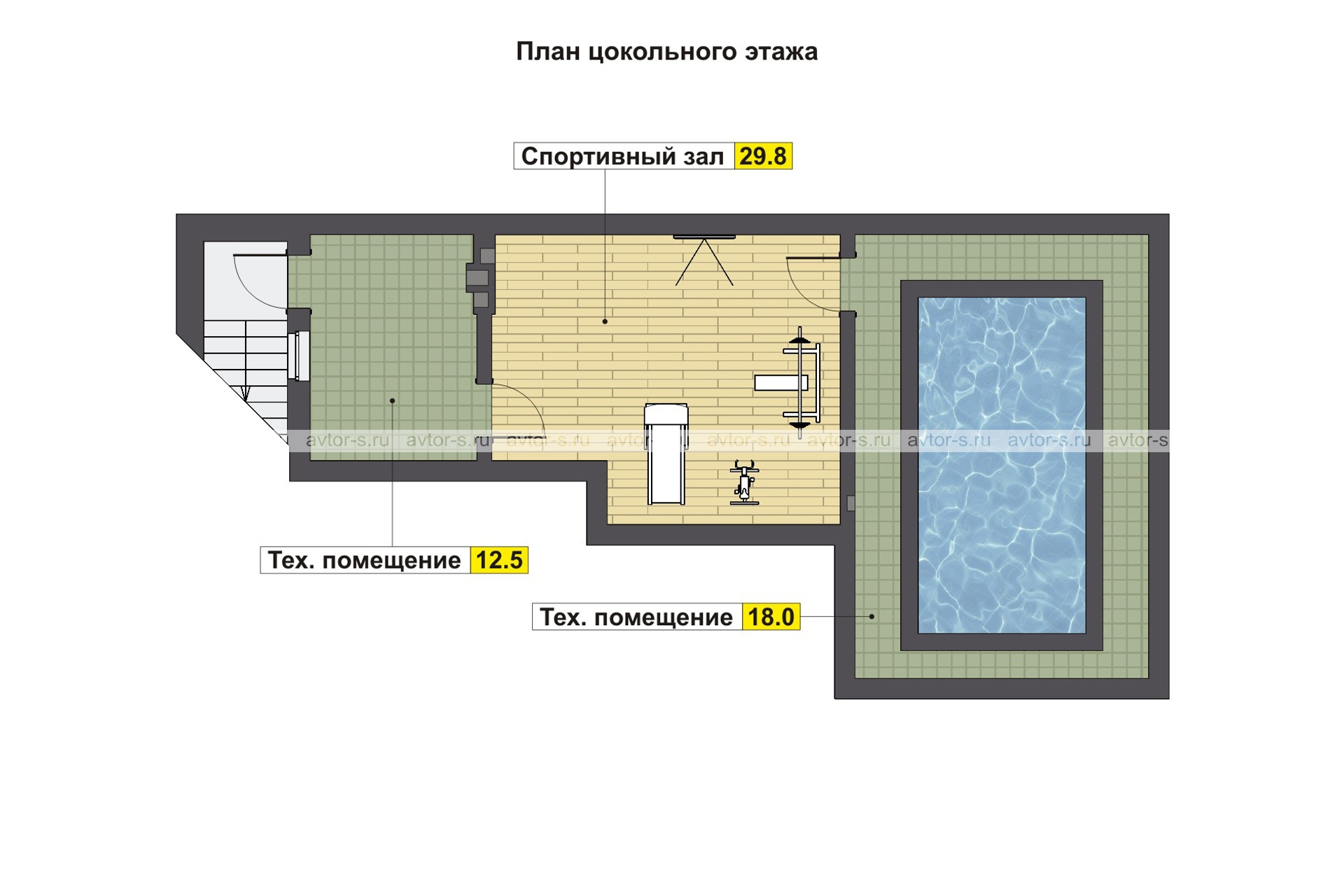 Проект AV320 план