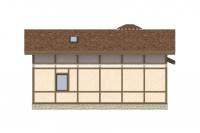 Проект AV316 фасад
