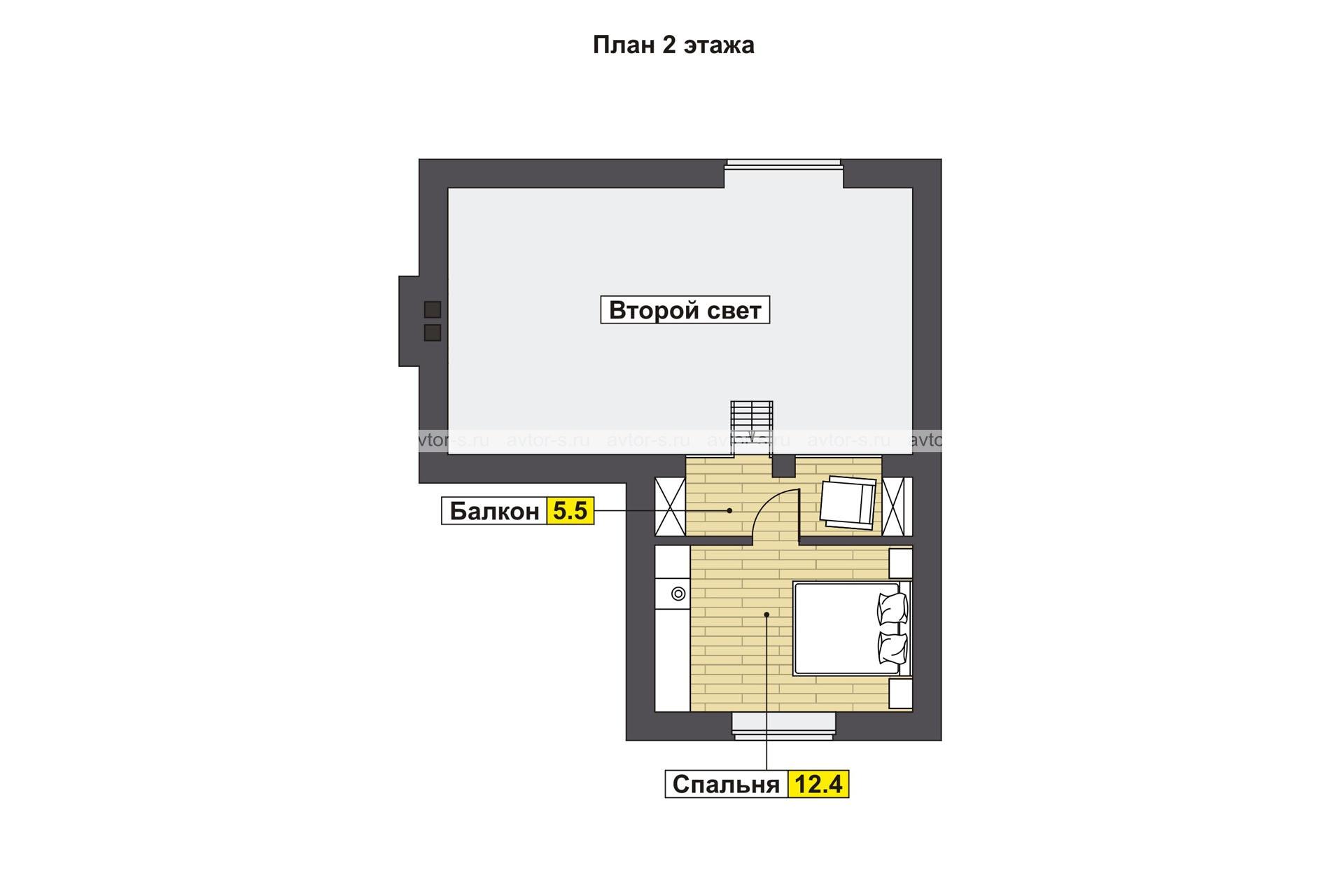 Проект AV316 план
