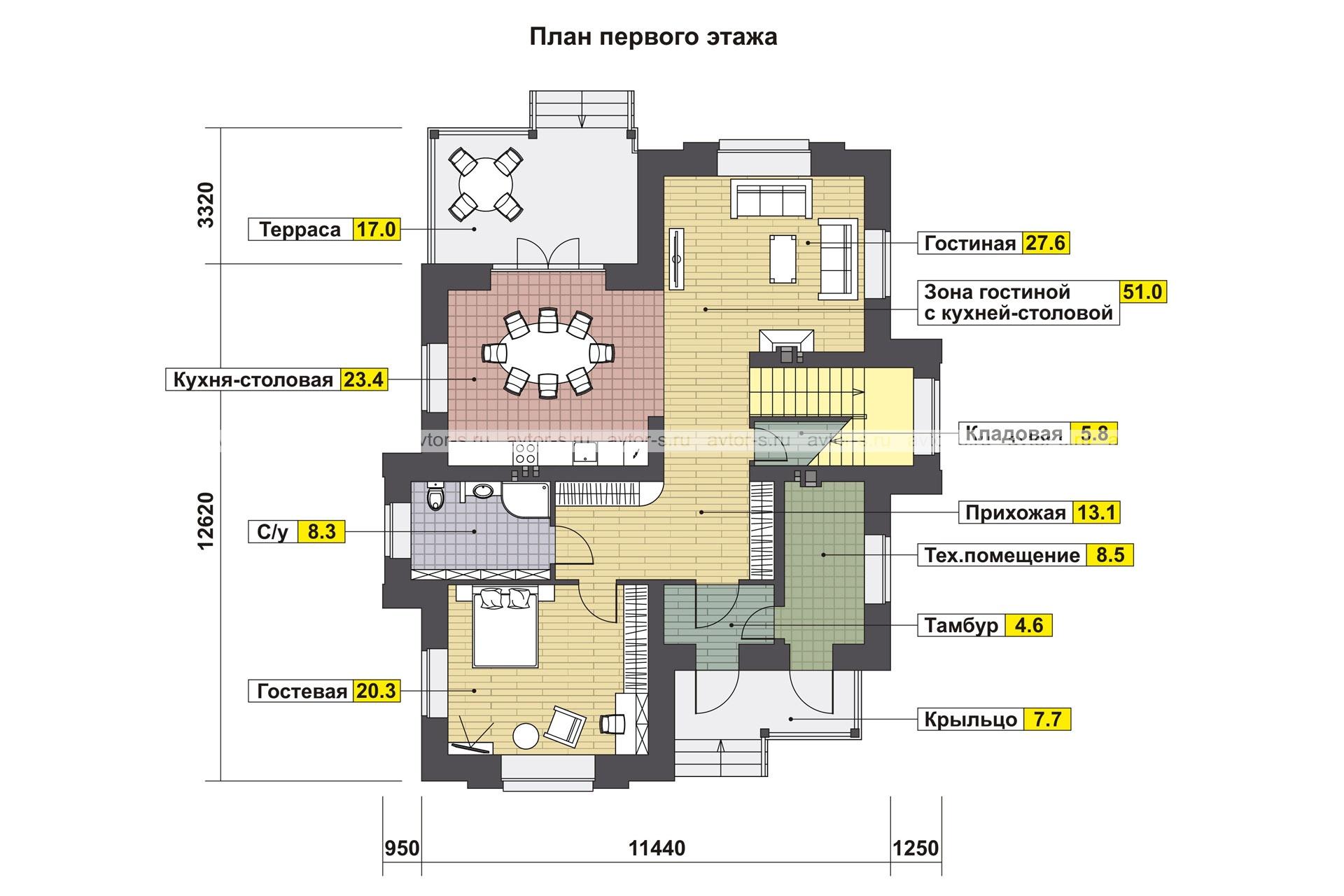 Проект AV314 план