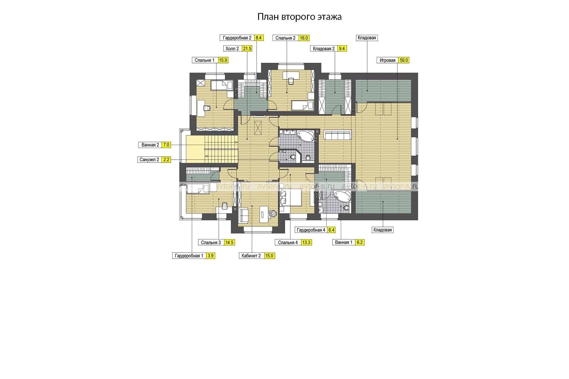 AV323 план