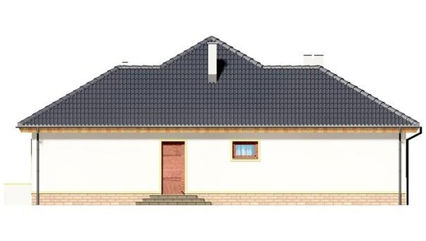Проект дома 4m419 фасад