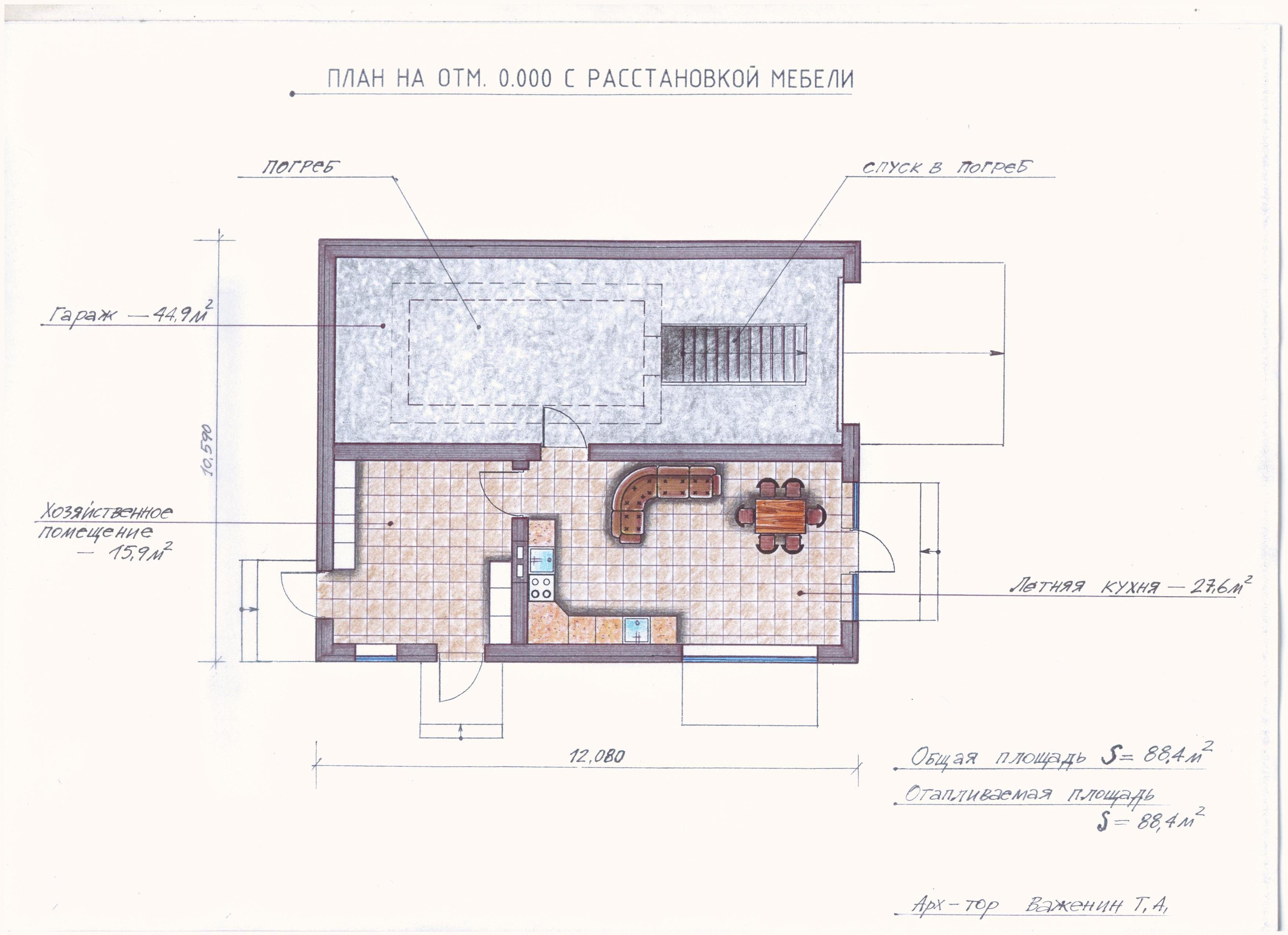 "Проект ""Иж-370"" план"