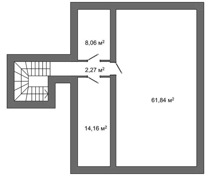 Проект дома 4m627 план