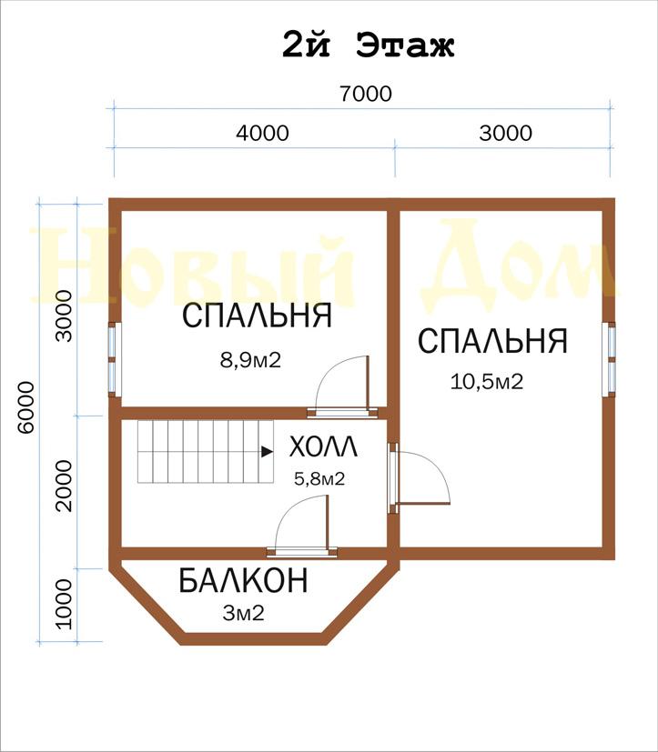 Проект Д-34-КЭ план