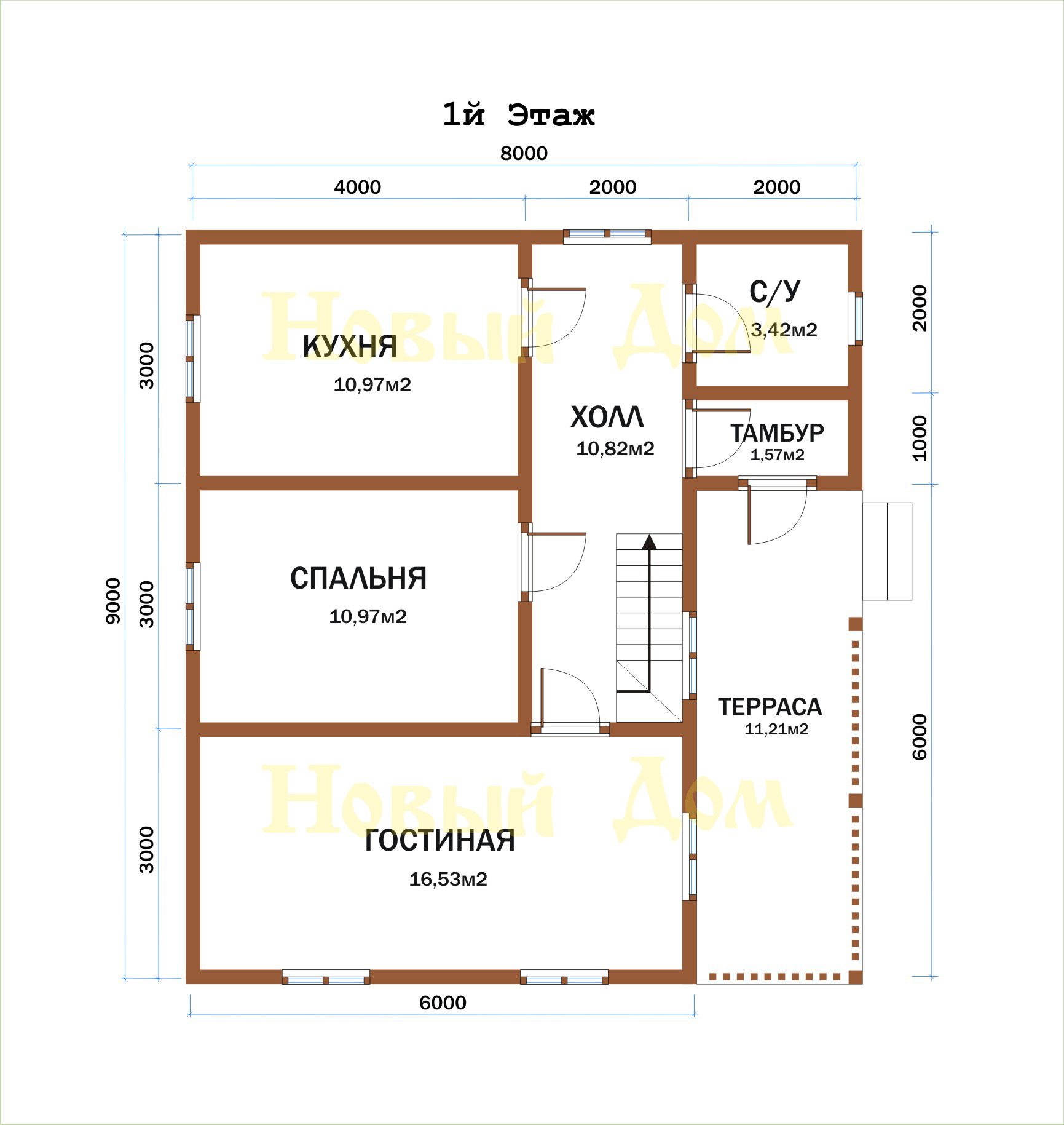 Проект Д-39-К. план