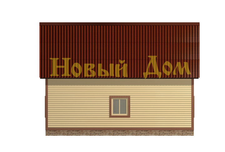 Проект Д-43-К. фасад