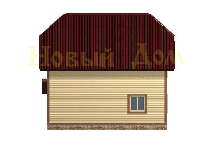 Проект Д-49-К. фасад