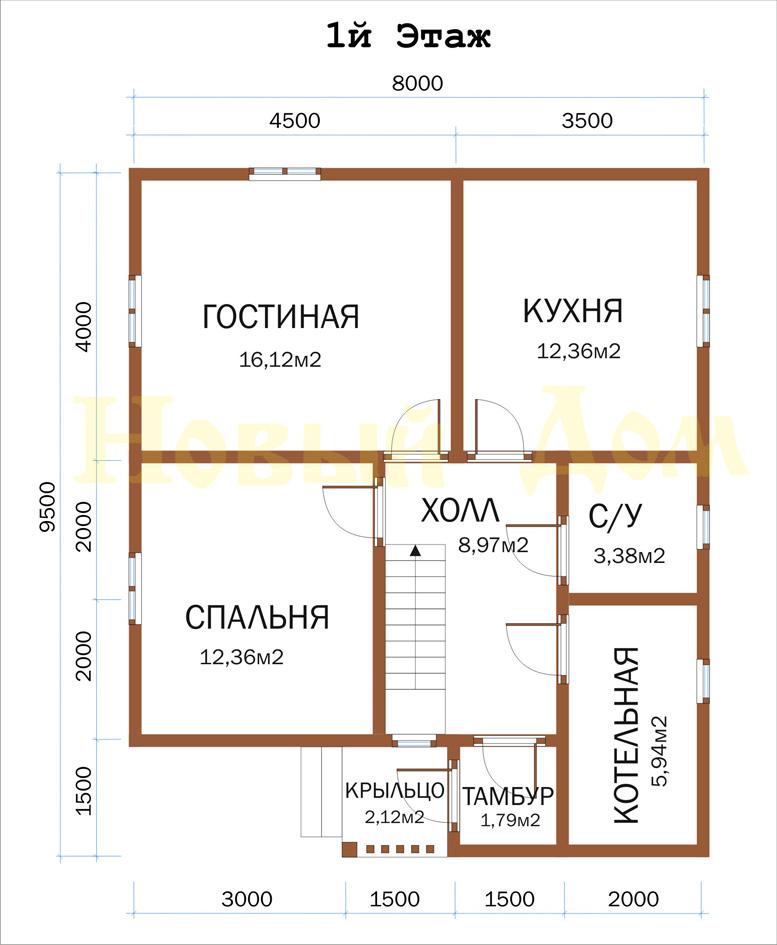 Проект Д-49-К. план