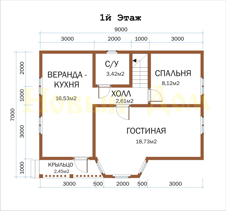 Проект Д-51-КЭ. план