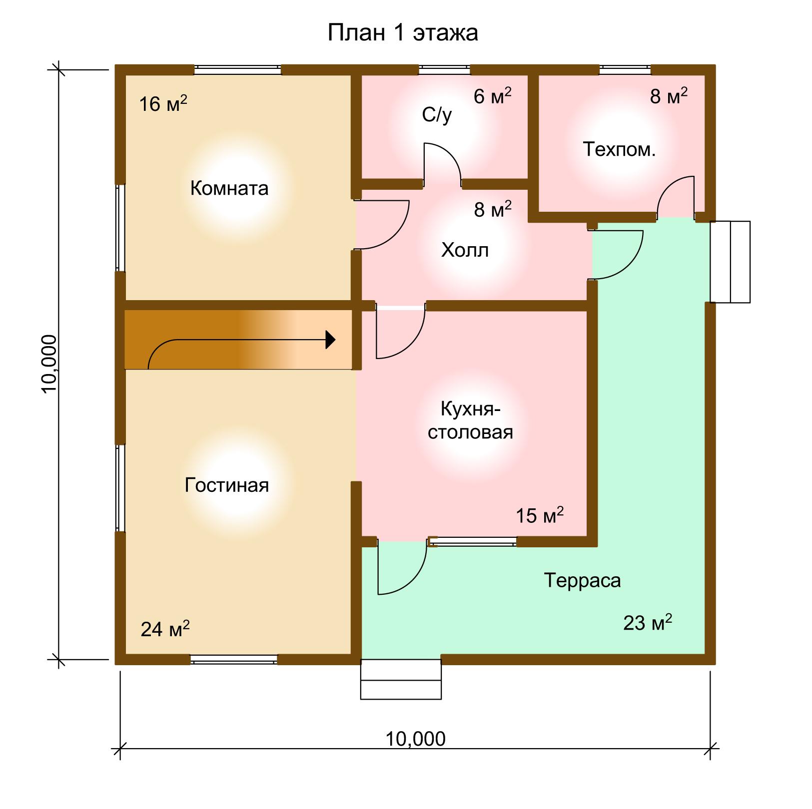 Проект К-1 план