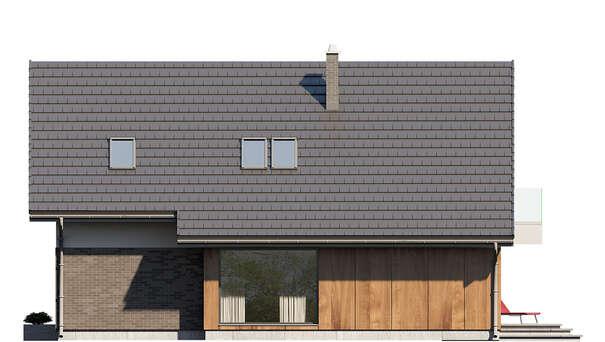 Проект дома 4m633 фасад
