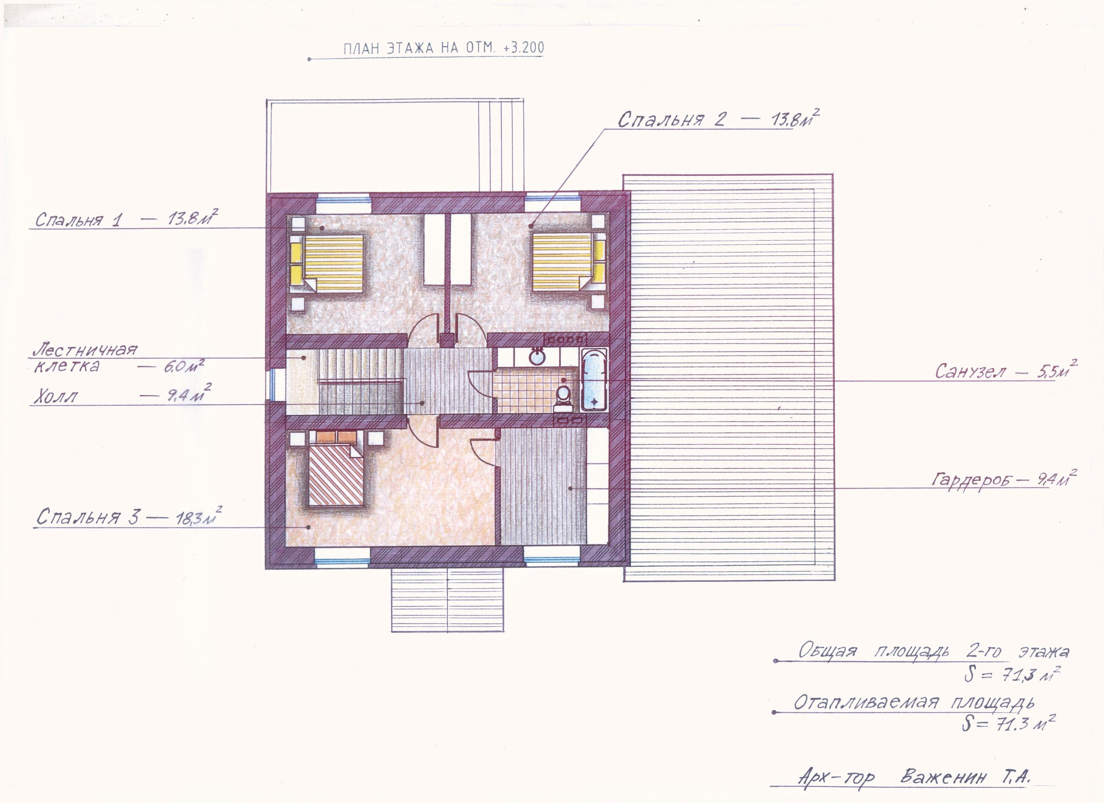 Проект Иж-375 план
