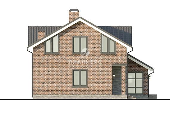 Проект Планнерс 030-174-1МГ фасад