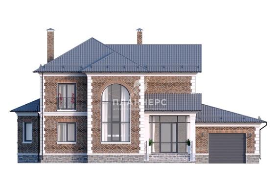 Проект Планнерс 045-220-2Г фасад