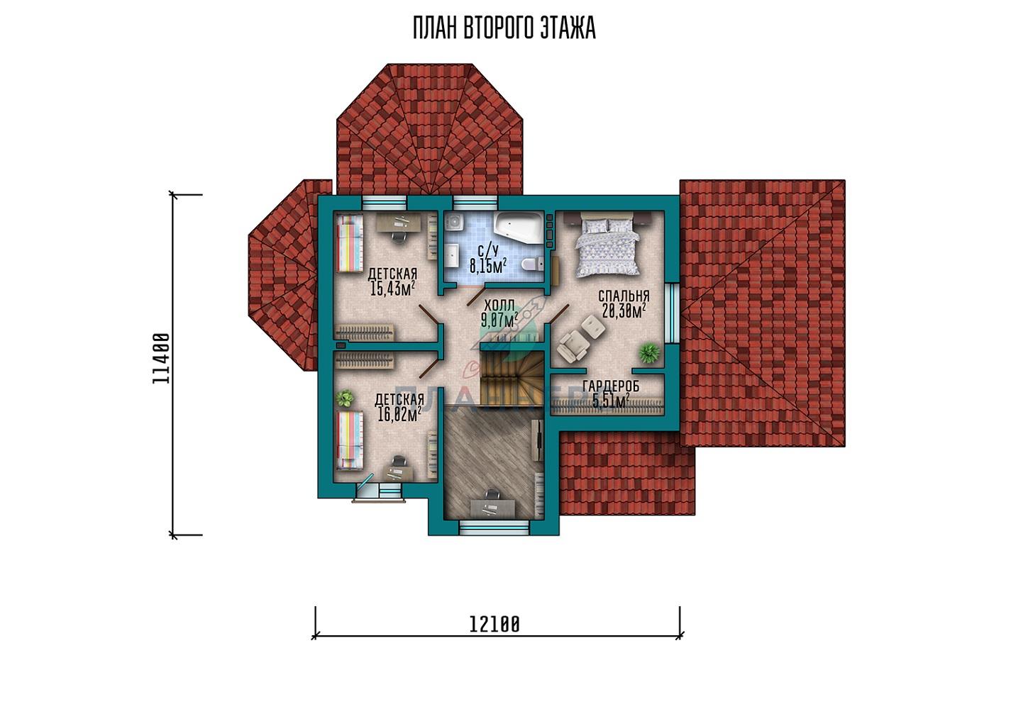 Проект Планнерс 045-220-2Г план