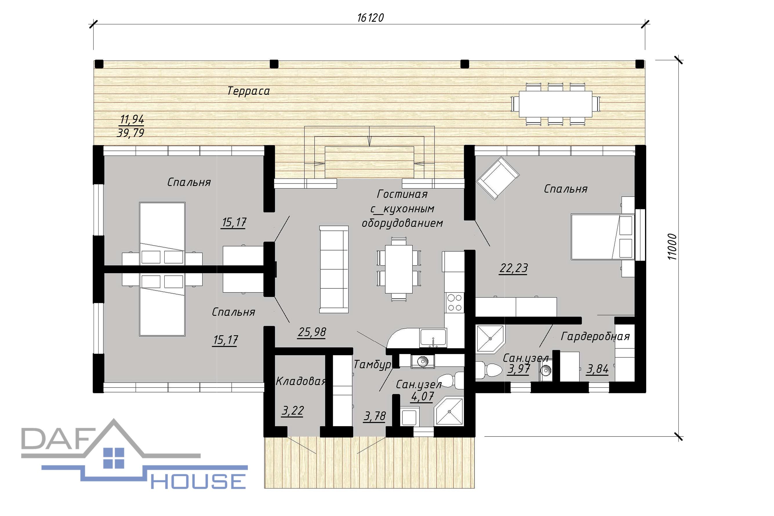 Проект А5663 план