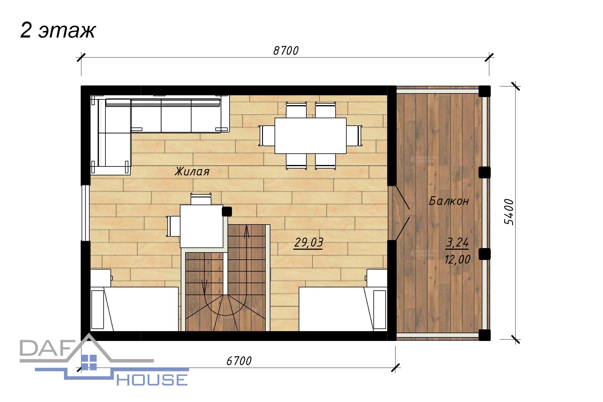 Проект В5612 план
