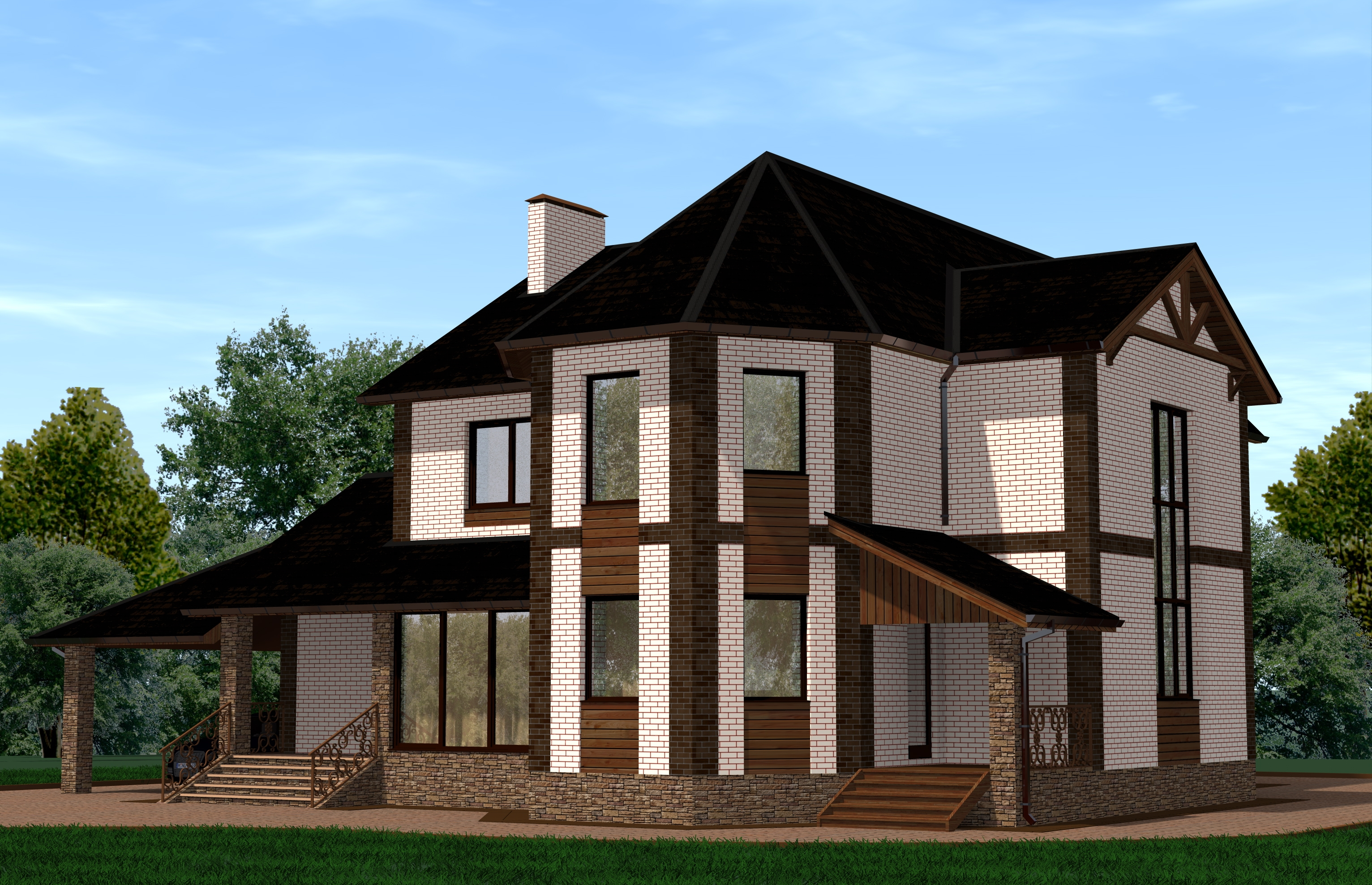 Проект 41.15 фасад