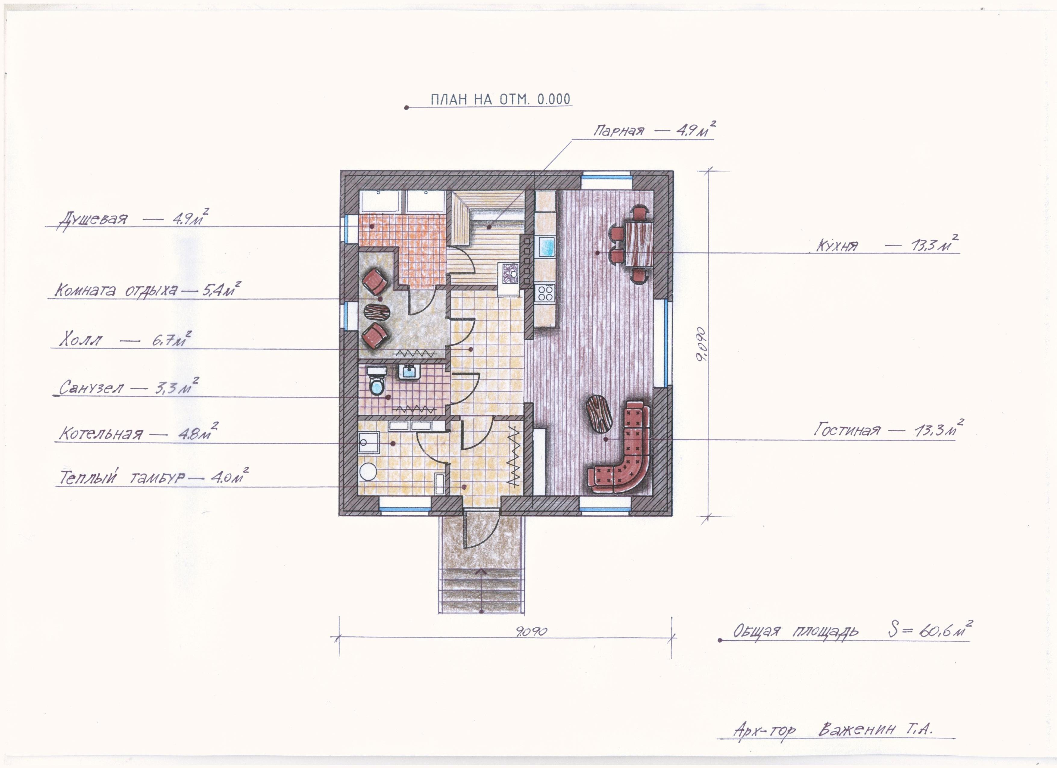 "Проект ""Иж-376"" план"