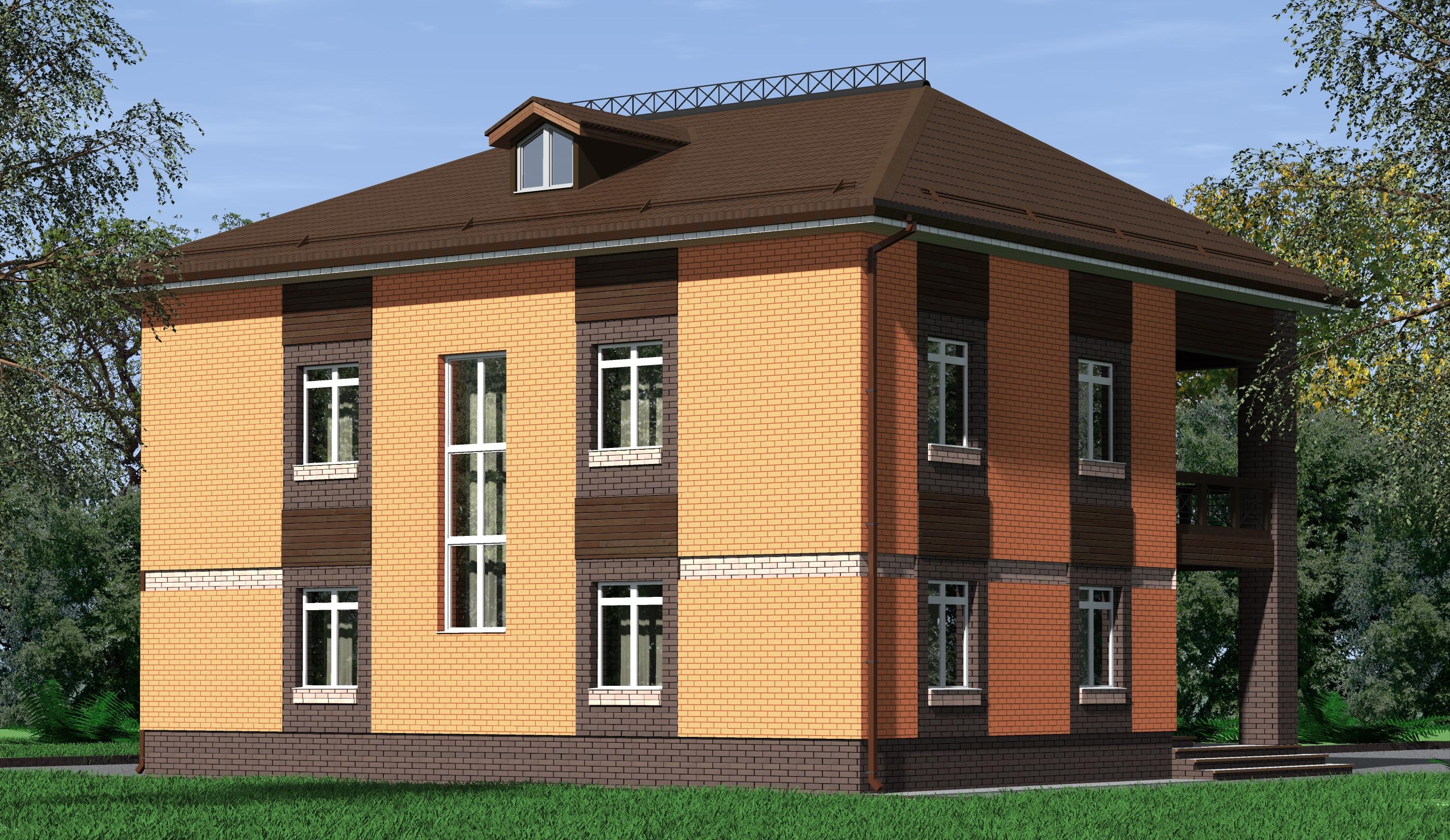 Проект 34.15 фасад