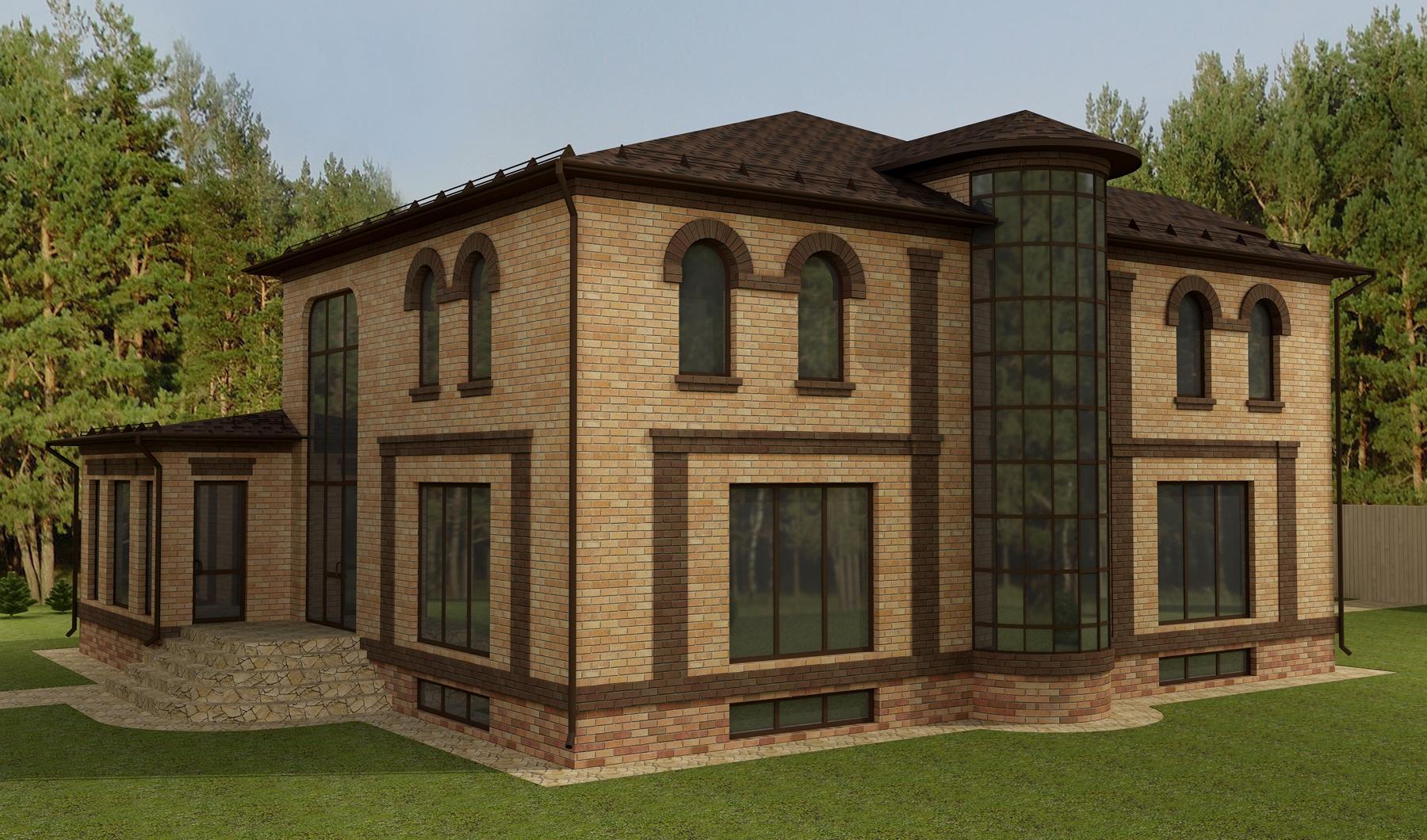 Проект 25.14 фасад