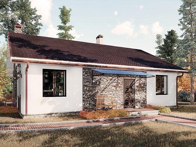 Проект A-106 Базис Строй  фасад