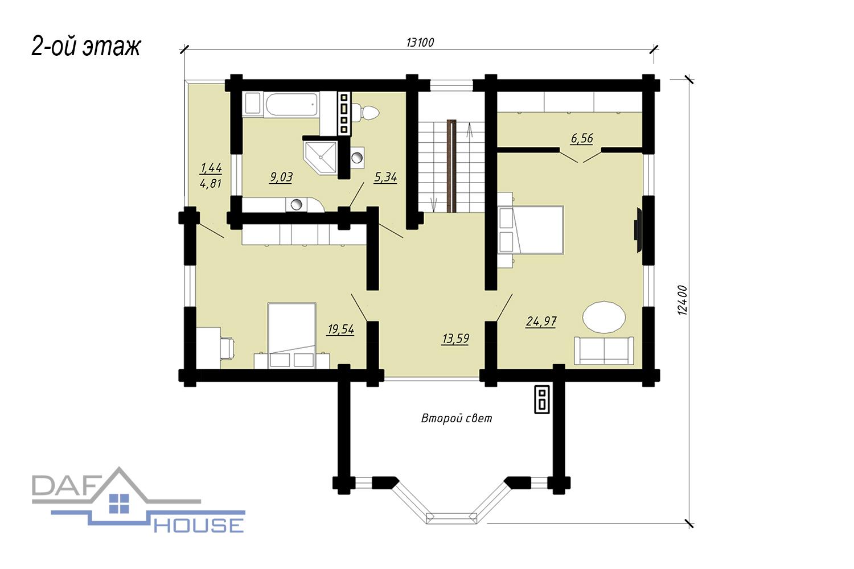 Проект В5464 план